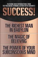 Success! - Joseph Murphy, George S. Clason, Mitch Horowitz, Claude Bristol