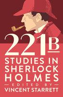221B: Studies in Sherlock Holmes - Various Authors