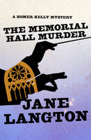 The Memorial Hall Murder - Jane Langton