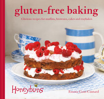 Honeybuns Gluten-free Baking: Glorious recipes for muffins, brownies, cakes and traybakes - Emma Goss-Custard
