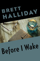 Before I Wake - Brett Halliday
