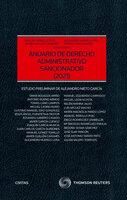 Anuario de Derecho Administrativo sancionador 2021 - Manuel Rebollo Puig, Javier Guillén Caramés, Tomás Cano Campos