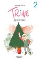 Trine #2: Trine og juletræet (Lyt & Læs) - Amalie Riising