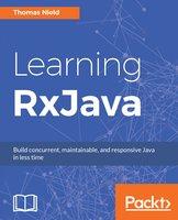 Learning RxJava - Thomas Nield