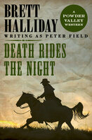 Death Rides the Night - Brett Halliday