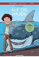 Carlsens Læsestart: Alf og hajen