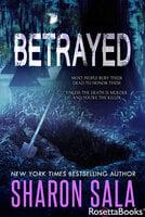Betrayed - Sharon Sala