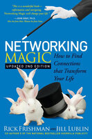 Networking Magic: How to Find Connections that Transform Your Life - Jill Lublin, Rick Frishman