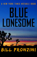 Blue Lonesome - Bill Pronzini