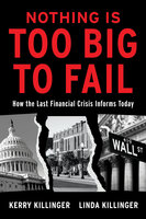 Nothing Is Too Big to Fail: How the Last Financial Crisis Informs Today - Kerry Killinger, Linda Killinger