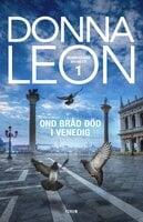Ond bråd död i Venedig - Donna Leon