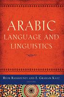 Arabic Language and Linguistics - Various Authors