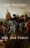 War and Peace - Leo Tolstoy, Reading Time