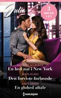 En hed nat i New York / Den forviste forlovede / En glohed aftale