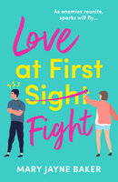 Love at First Fight - Mary Jayne Baker