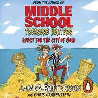 Middle School: Escape to Australia - James Patterson