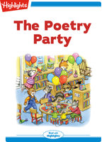The Poetry Party - Eileen Spinelli