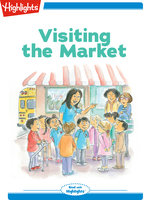 Visiting the Market - Lissa Rovetch