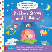 Bedtime Stories and Lullabies Audio - Campbell Books