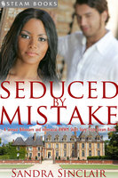 Seduced by Mistake - A Sensual Billionaire and Interracial BWWM Erotic Romance from Steam Books - Sandra Sinclair,Steam Books