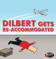 Dilbert Gets Re-accommodated - Scott Adams
