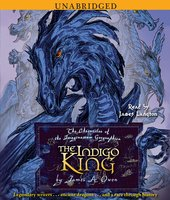 The Indigo King - James A. Owen