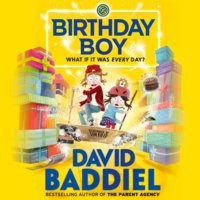 Birthday Boy - David Baddiel