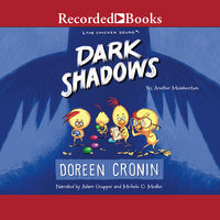 Dark Shadows-Yes, Another Misadventure - Doreen Cronin