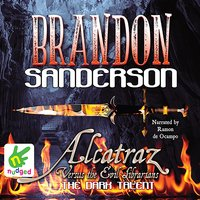 The Dark Talent: Alcatraz vs. the Evil Librarians, Book 5 - Brandon Sanderson