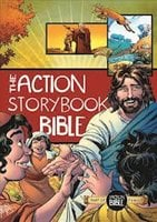 The Action Storybook Bible - Catherine DeVries