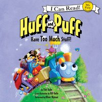 Huff and Puff Have Too Much Stuff! - Tish Rabe