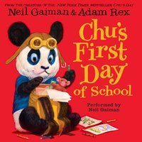 Chus First Day of School - Neil Gaiman