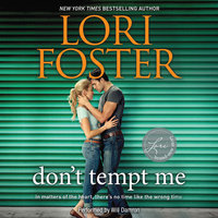 Don't Tempt Me - Lori Foster