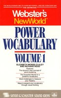 Wnw Power Vocabulary - Elizabeth Morse-cluley,Richard Read