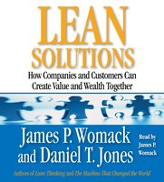 Lean Solutions - James P. Womack, Daniel T. Jones