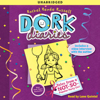 Dork Diaries - Tales from a Not-So-Popular Party Girl - Rachel Renée Russel