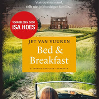 Bed & Breakfast - Jet van Vuuren