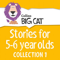 Stories for 5 to 6 Year Olds - Collection 1 - Collins Big Cat