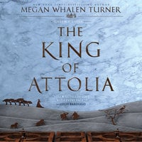 The King of Attolia - Megan Whalen Turner