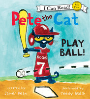 Pete the Cat - Play Ball! - James Dean