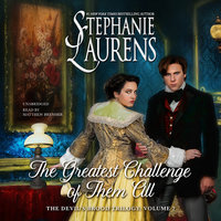 The Greatest Challenge of Them All - Stephanie Laurens