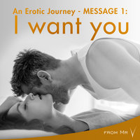 An Erotic Journey, Message 1 - I want you - from Mr V