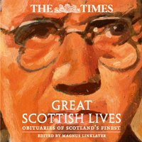 The Times Great Scottish Lives - Various Authors