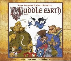 Muddle Earth - Paul Stewart, Chris Riddell
