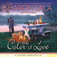 The Color of Love - Sharon Sala