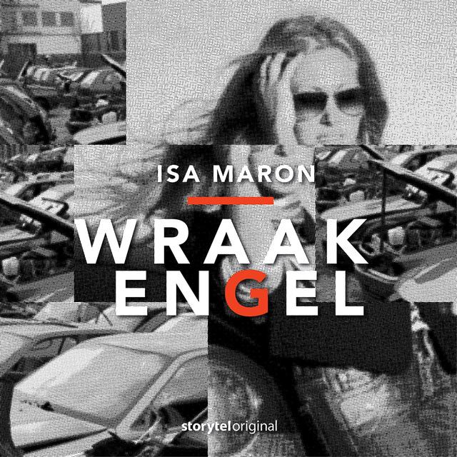 Audioboek cover Wraakengel
