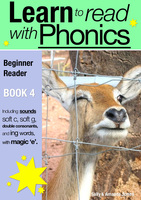 Learn to Read with Phonics - Book 4 - Sally Jones