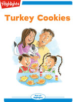 Turkey Cookies - Lissa Rovetch