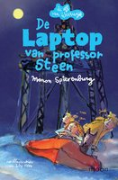 De laptop van professor Steen - Manon Spierenburg