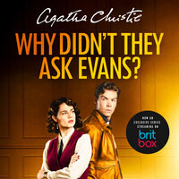 Why Didn't They Ask Evans? - Agatha Christie